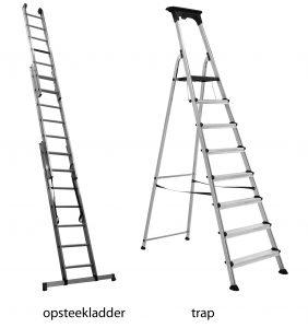 trap/opsteekladder